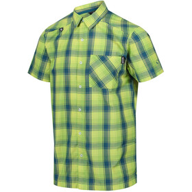 Regatta Kalambo IV SS Shirt Men Lime Punch